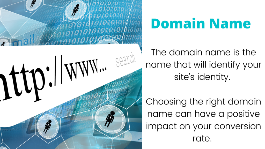 domain name for your blog