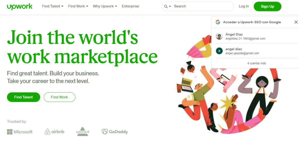 Hot to hire seo specialist on upwork